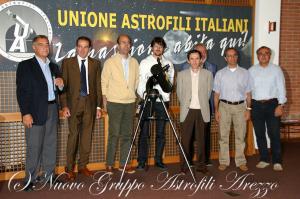 premiazioni uai 2008