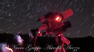 serata astrofotografia 2014