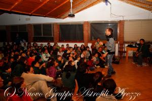 serata boyscout 2011
