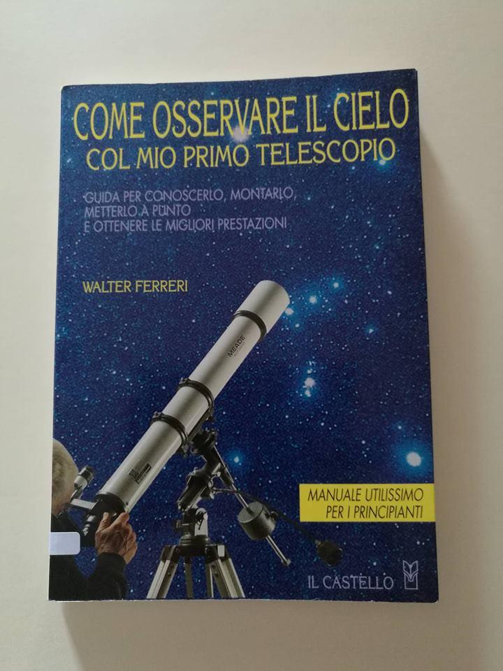Come osservare il cielo col mio primo telescopio