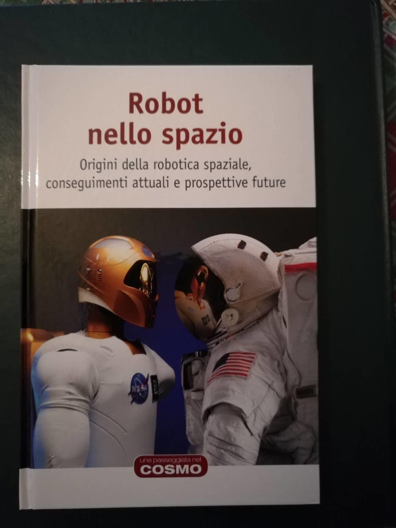 Robot nello spazio