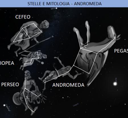 SETTEMBRE - Mitologia Andromeda
